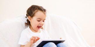 التكنولوجيا والاطفال